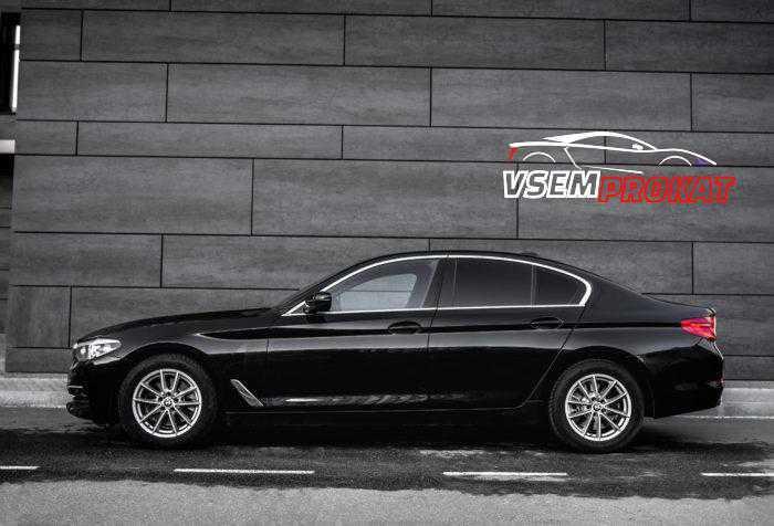 BMW 520d XDrive 2019