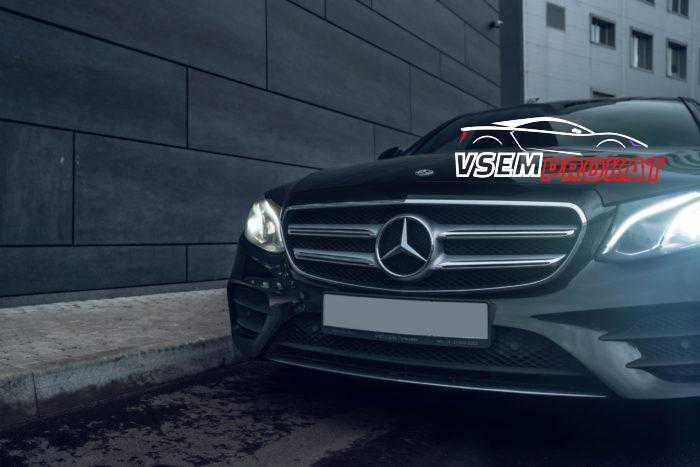 Mercedes E-class 2018