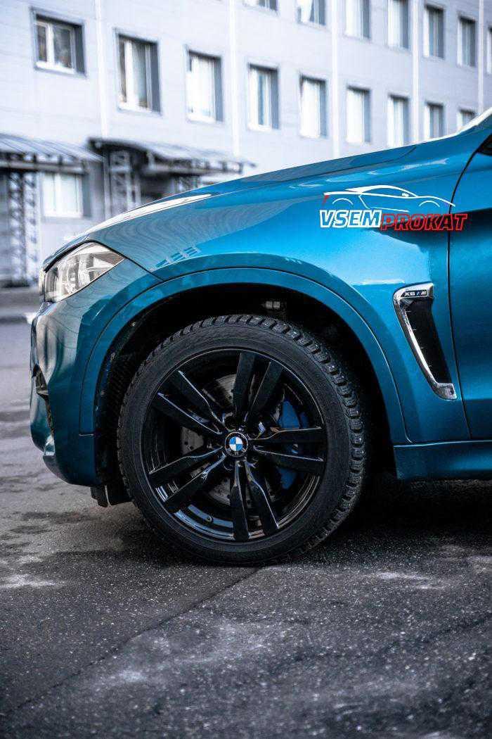 BMW X6M 2019