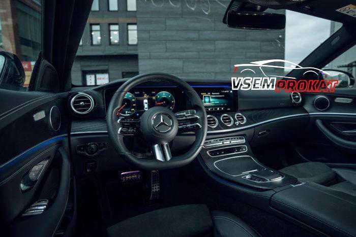 Mercedes E-class 220d 2020