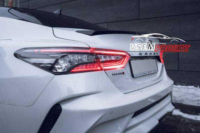 Toyota Camry KHAN III 2020